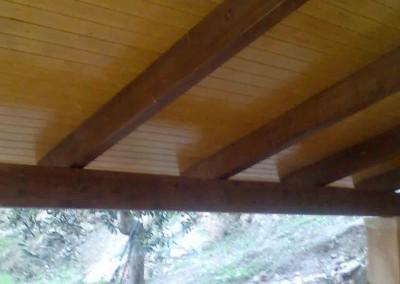 Pérgola de madera-Qualypanel