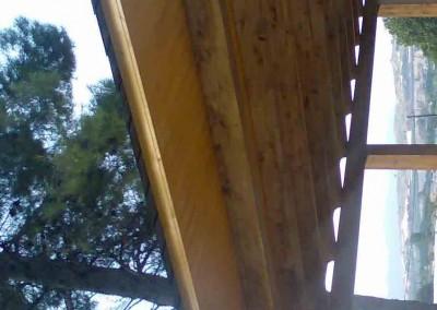 Pergola de madera 2-Qualypanel