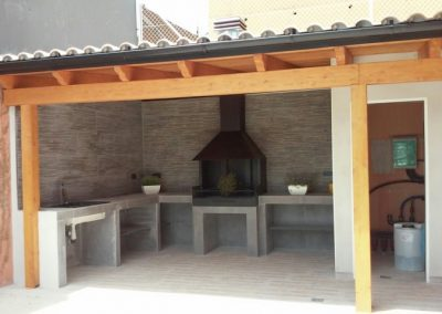 Pérgola Barbacoa. Qualypanel (8)