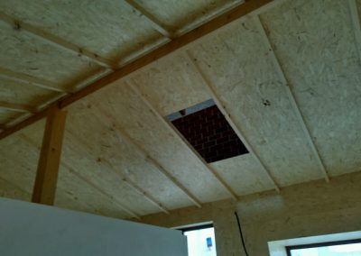 Qualypanel Caseta interior viga laminada Tablero OSBIII (2)