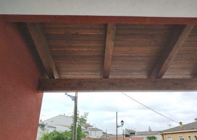 Qualypanel diseño puerta de entrada y recubrimiento fachada SATE (gran aislamiento térmico)2
